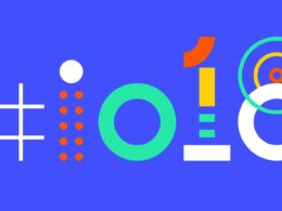 Logo Google I/O 2018