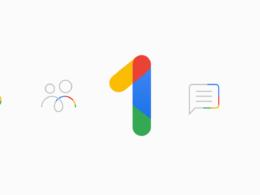 Logo Google One