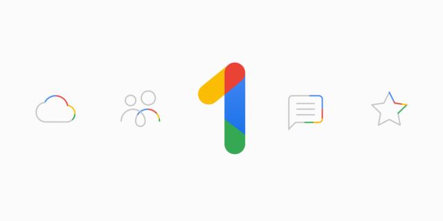Google One : Nouveau service et tarifs de stockage dans le cloud