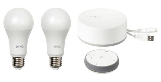 IKEA Tradfri : Ampoules connectées, télécommande & passerelle