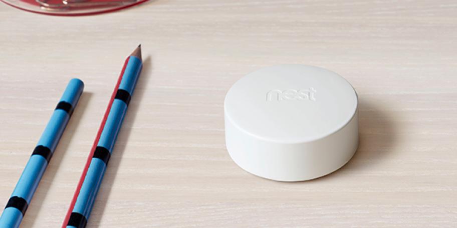 Nest : Capteur de température