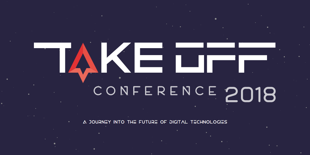 Logo TakeOff Conference 2018
