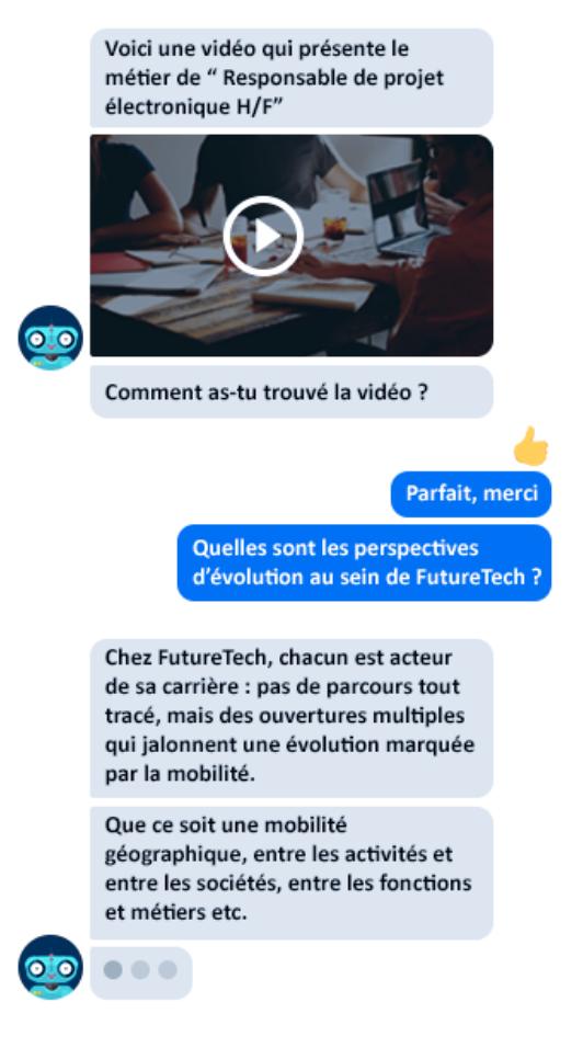Chatbot Marque Employeur