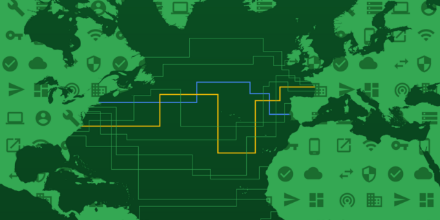 Google Cloud : USA & France