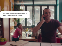 Google Duplex - Assistant Android