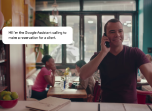 Google Duplex - Assistant Android