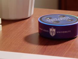 Amazon Echo Dot & Université de Saint-Louis