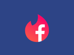Logo Facebook Dating & Tinder