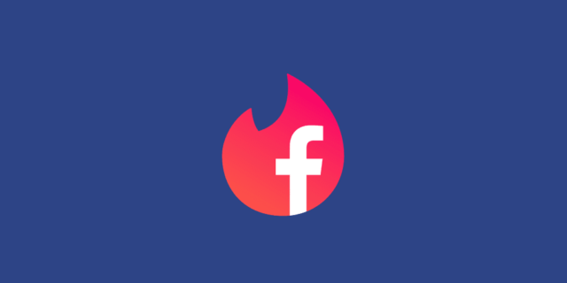 Logo Facebook Dating & Tinder
