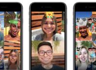 Facebook Messenger : Jeux en réalité augmentée
