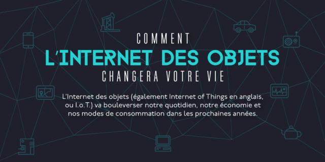 Internet des objets : Influence dans la vie