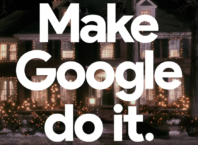 Make Google do it