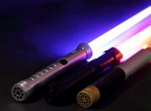 Solaari Waan : Le sabre laser connecté