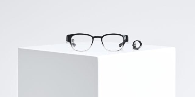 Focals by North : Les lunettes connectées avec bague de contrôle