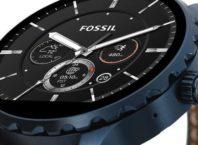 Fossil : Montre connectée