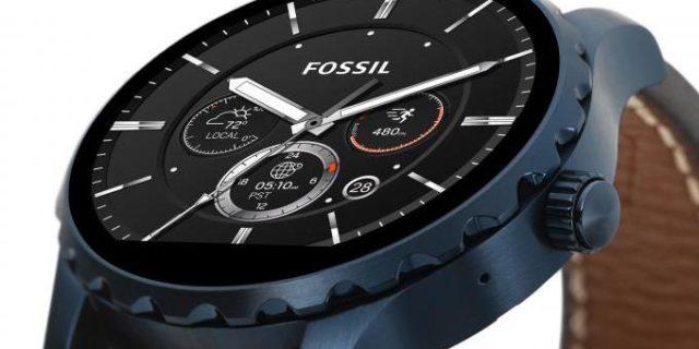 Google : Rachat de technologies de smartwatch de Fossil