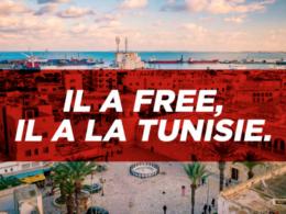 Free Mobile : Roaming depuis la Tunisie