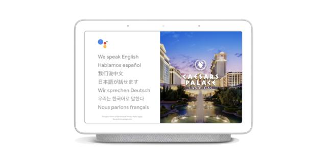 Google Assistant : Interprète pour une traduction en temps réel