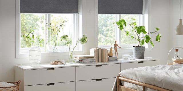 IKEA lance ses stores enrouleurs connectés FYRTUR & KADRILJ