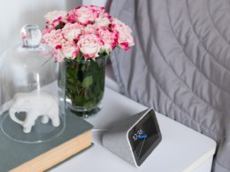 Lenovo : Réveil connecté avec Google Assistant