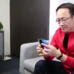 Xiaomi : Smartphone pliable 4