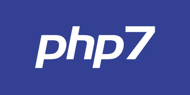 Logo PHP 7