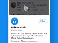 Twitter : Popin de profil utilisateur depuis la timeline