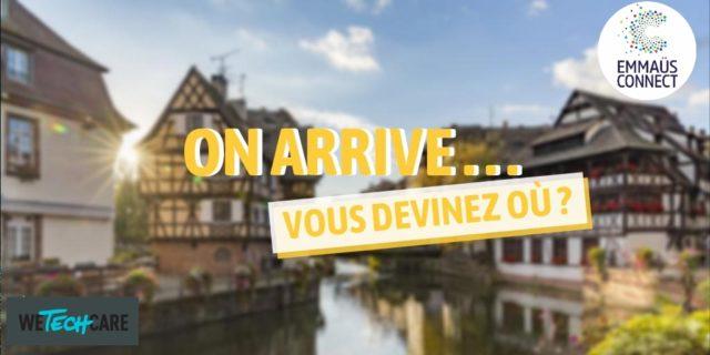 Inclusion numérique : Emmaüs Connect ouvre son 12ème point d'accueil français à Strasbourg