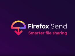 Logo Firefox Send