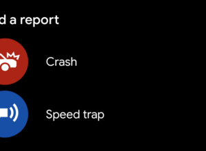 Google Maps : Accidents & radars