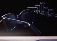 Huawei : Lunettes connectées