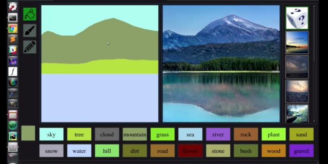 GauGAN : L'IA qui convertit un dessin en photo en temps réel