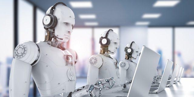 Les robots et le marché du travail