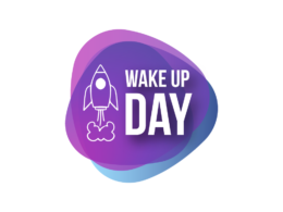 Logo Wakeup Day