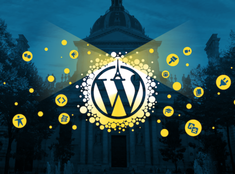 Logo WordCamp Paris