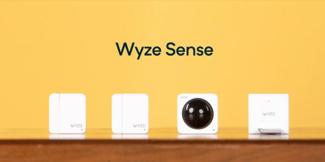 Wyze Sense : Détecteurs de mouvement et de contact connectés