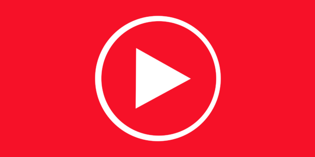 Logo YouTube Music