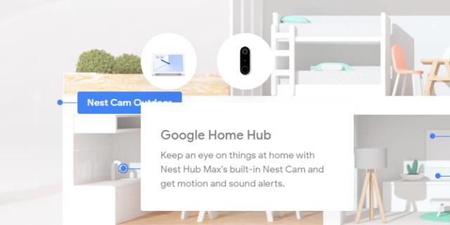 Nest Hub Max : Un écran connecté de 10″ avec caméra intégrée