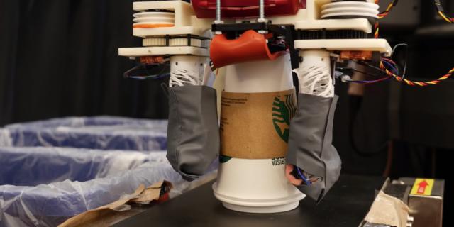 RoCycle : Le robot qui trie les déchets pour le recyclage