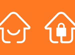 Logo Orange Maison Connectée & Maison Protégée