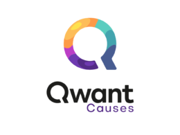 Logo Qwant Causes