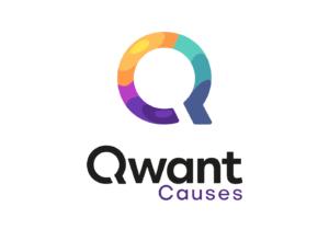 Logo Qwant Causes