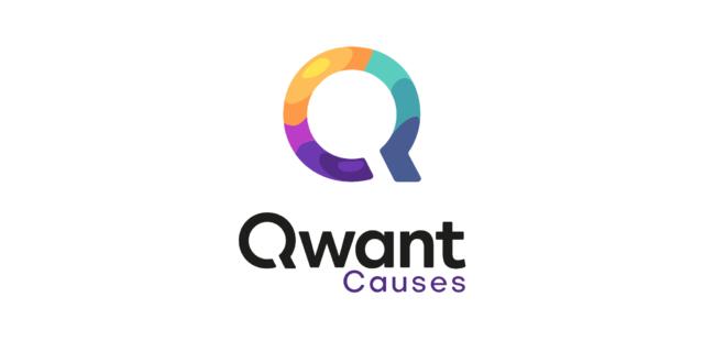 Qwant lance Causes pour soutenir les associations d'intérêt général
