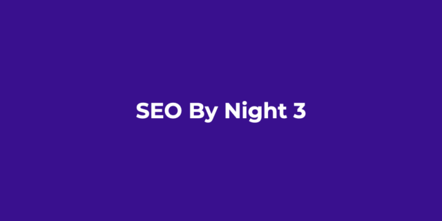 Logo SEO By Night 3