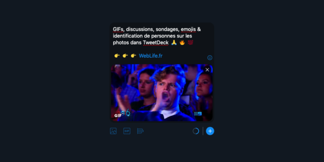 Nouveautés TweetDeck
