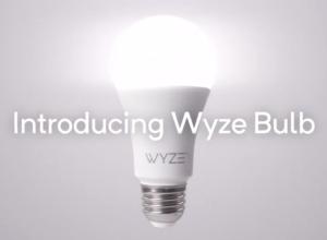 Wyze Bulb : Ampoule connectée