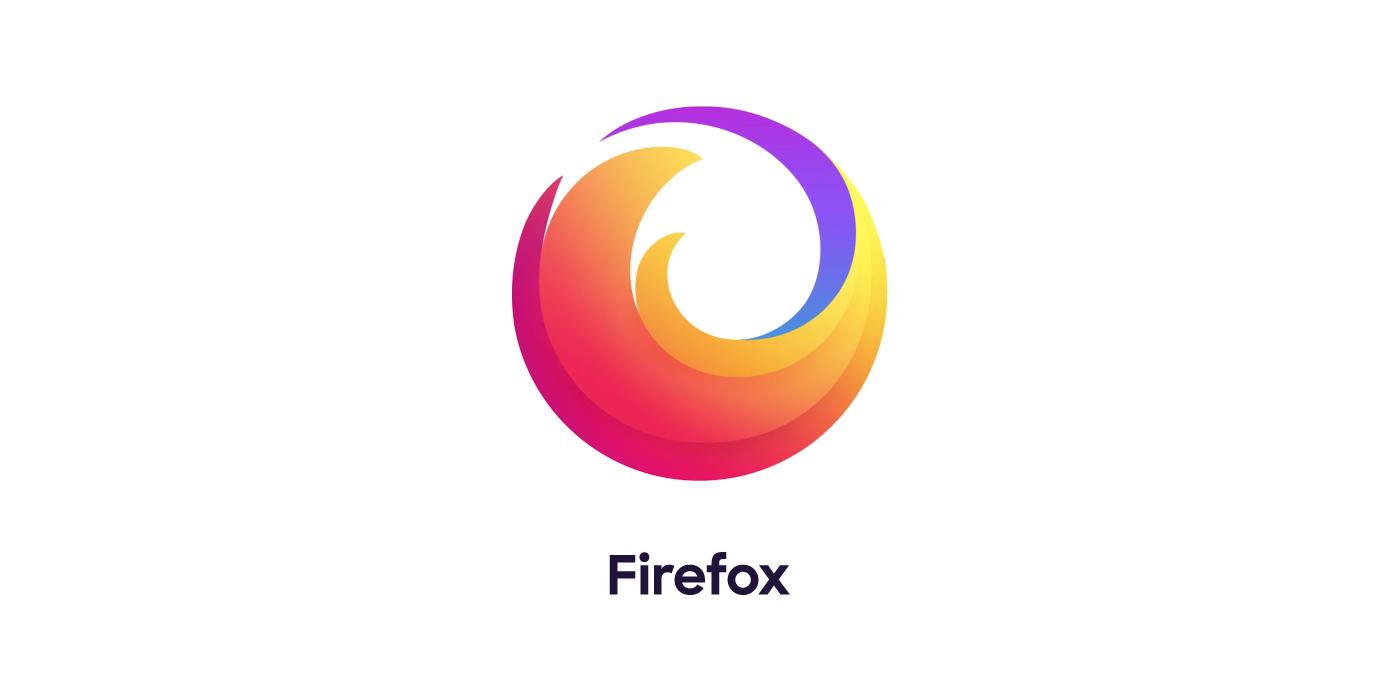 Firefox : Nouveau logo pour les produits et services