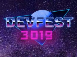 Logo DevFest Strasbourg