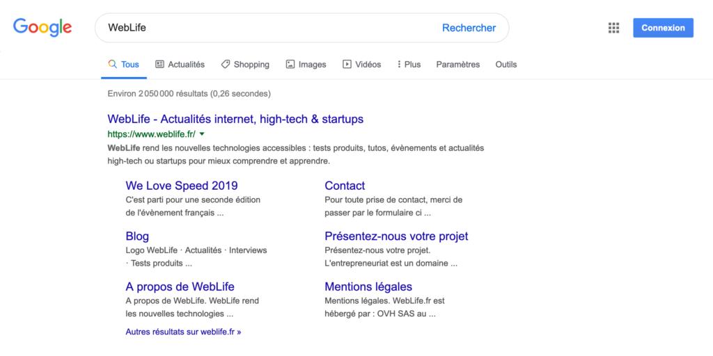 Google teste un nouveau style pour son bouton « Rechercher »