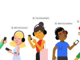 Google : Podcasts